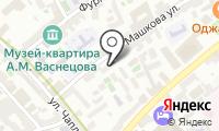NautilusNet на карте