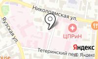 Городская клиническая больница №23 им. Медсантруд на карте