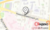 Ассоциация учреждений культуры на карте