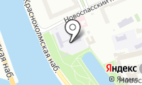 Кадетское училище следственного комитета РФ им. Александра Невского на карте