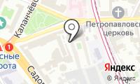 АВА Диджитал на карте