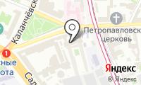 Транскопи на карте