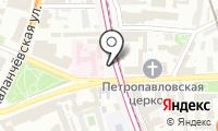 Гаяна Роз на карте