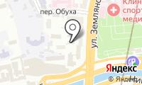 Порта на карте