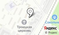 КЛАН на карте