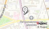 БЭТ на карте
