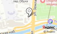 Трансфэр Прект на карте