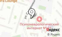 Гекомед Плюс на карте