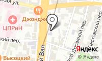 МГУТУ на карте