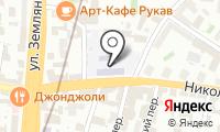Медицинский колледж №7 на карте