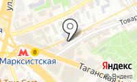 Специальная (коррекционная) общеобразовательная школа №486 на карте