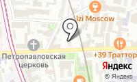 Почтовое отделение МОСКВА 78 на карте