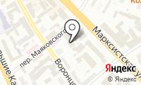 ТБ на карте