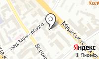 Город обоев на карте