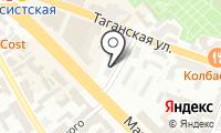 Нотариус Милевский В.Г. на карте