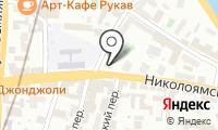 Кулинарная школа Сергея Гладышева на карте