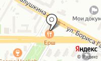 Магазин реализации таможенного товара на карте