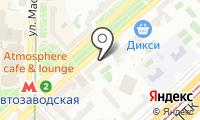 Нотариус Луговский А.А. на карте