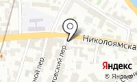 Стайл на карте