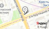 Хатка Червона Рута на карте