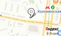 Магазин бытовой техники и канцтоваров на карте