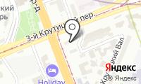 Вебер на карте