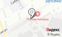Автомастерская на Уржумской на карте