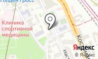 МБН на карте