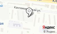 Корс-Софт на карте