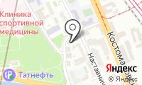 КБ ДС-БАНК на карте