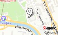 Лансервис на карте