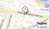 Вентмонтаж на карте