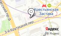 Родильный дом №14 на карте