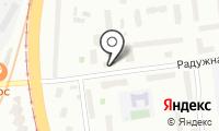 Центротранстехмонтаж на карте
