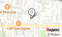 Российское общество оценщиков на карте