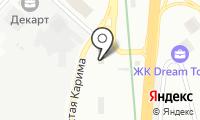 Автобусный парк №13 на карте