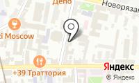 Союзоценка на карте