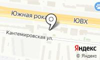 ИНТОРГ на карте