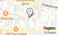 Инженерная служба Басманного района на карте