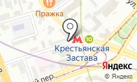 Киоск по продаже мороженого на карте