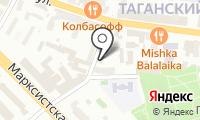 Административно-техническая инспекция Центрального административного округа на карте