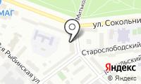 Почтовое отделение МОСКВА 113 на карте
