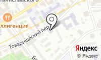 Учебно-методический центр по профессиональному образованию на карте