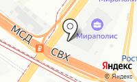 Индерма на карте