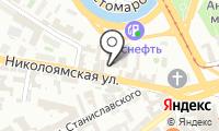 Сейсмологический центр на карте