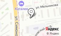 Росагрострах на карте