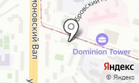 Детский сад №1321 на карте