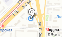 Спортмарафон на карте