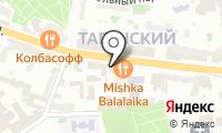 Московская региональная коллегия адвокатов на карте