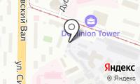 Вебер Комеханикс на карте